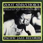 ZOOT SIMS Choice album cover