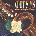 ZOOT SIMS For Lady Day album cover