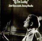 ZOOT SIMS If I'm Lucky (with Jimmy Rowles) album cover