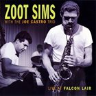 ZOOT SIMS Live At Falcon Lair (with Joe Castro Trio) album cover