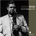 ZOOT SIMS Live In Yamagata Vol. 1 album cover