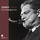 ZOOT SIMS Live In Yamagata Vol. 2 album cover