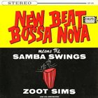 ZOOT SIMS New Beat Bossa Nova Means the Samba Sings album cover
