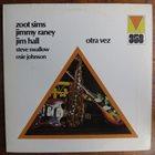 ZOOT SIMS Otra Vez album cover