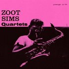 ZOOT SIMS Quartets (aka Trotting!) album cover