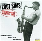 ZOOT SIMS Somebody Loves Me album cover