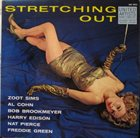 ZOOT SIMS Stretching Out album cover