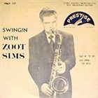 ZOOT SIMS Swingin' With Zoot Sims album cover