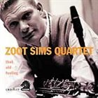 ZOOT SIMS That Old Feeling album cover