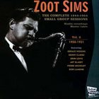 ZOOT SIMS The Complete 1944 - 1954 Small Group Sessions Master Takes Vol.2 1950-1951 album cover