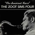 ZOOT SIMS The Innocent Years album cover