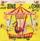 ZOOT SIMS The Zoot Sims Al Cohn Septet ‎: Happy Over Hoagy album cover
