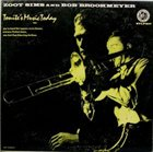 ZOOT SIMS Tonite's Music Today (with Bobby Brookmeyer) album cover