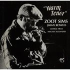 ZOOT SIMS Warm Tenor album cover