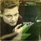 ZOOT SIMS Zoot! album cover