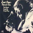 ZOOT SIMS Soprano Sax album cover