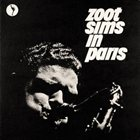 ZOOT SIMS Zoot Sims in Paris album cover