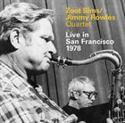 ZOOT SIMS Zoot Sims / Jimmy Rowles Quartet ‎: Live In San Francisco 1978 album cover