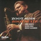 ZOOT SIMS Zoot Suite album cover