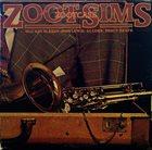 ZOOT SIMS Zootcase album cover