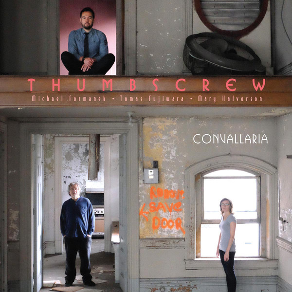 THUMBSCREW - Convallaria cover