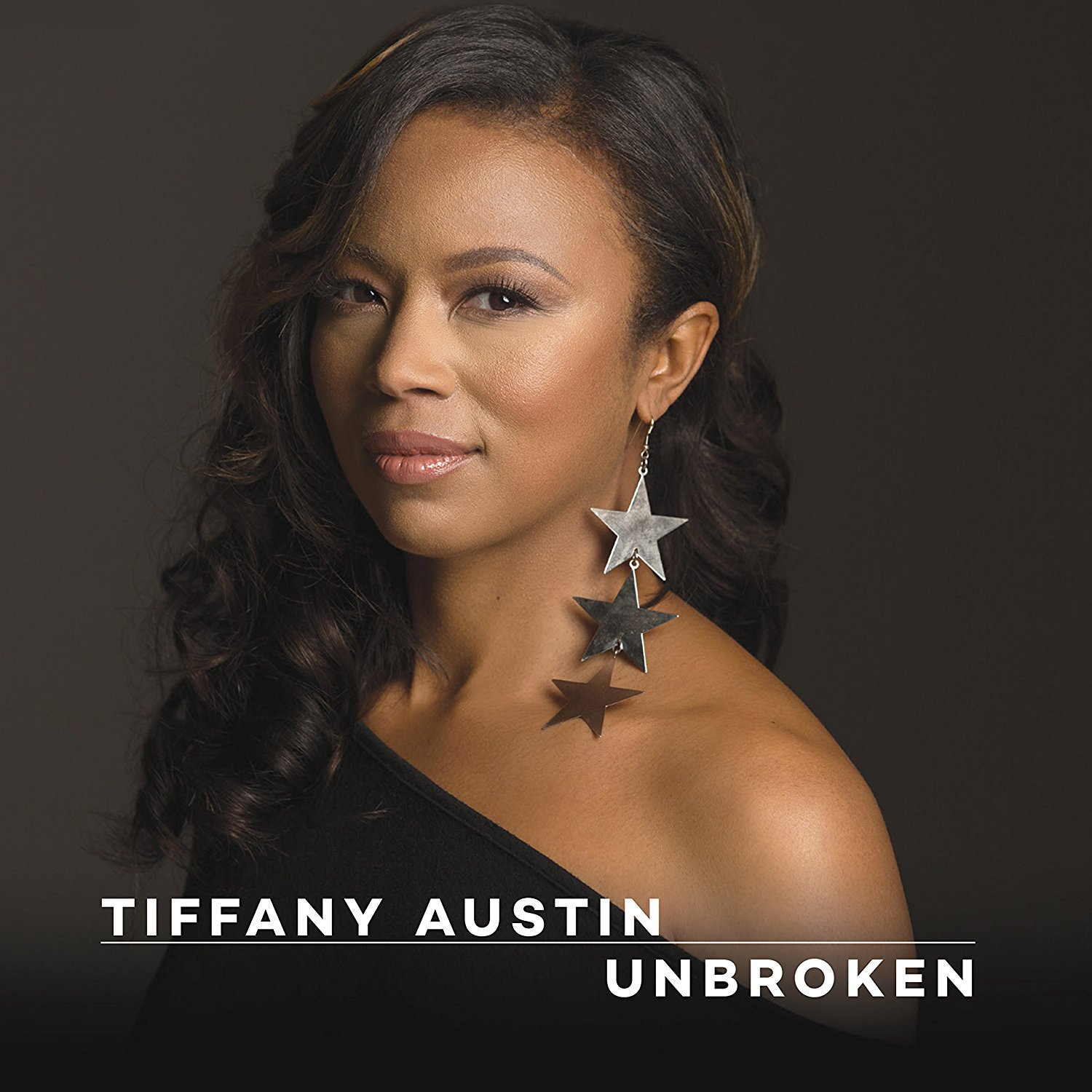 TIFFANY AUSTIN - Unbroken cover