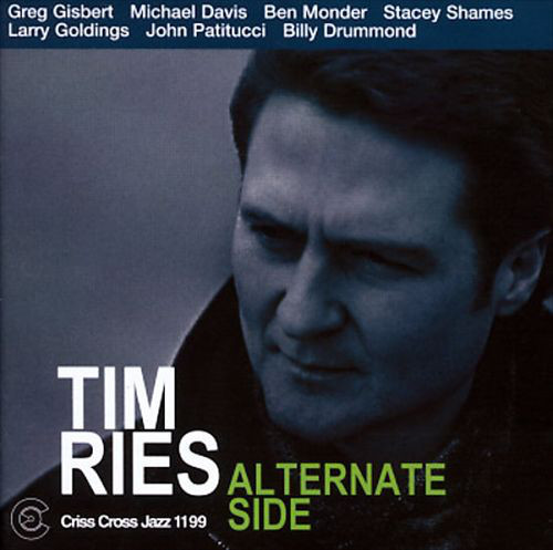 TIM RIES - Alternate Side cover