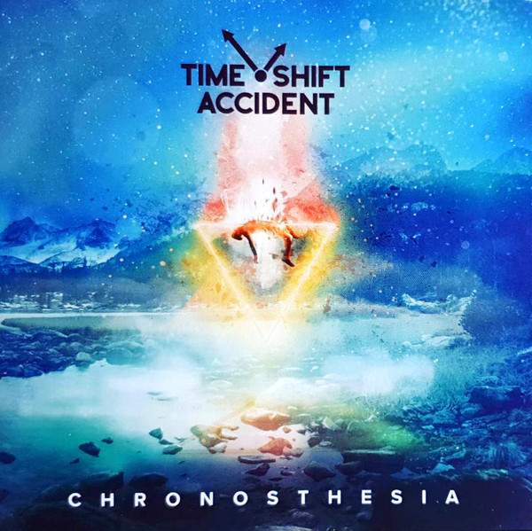 TIME SHIFT ACCIDENT - Chronosthesia cover