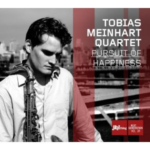 TOBIAS MEINHART - Pursuit Of Happiness cover