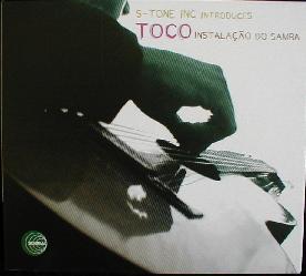 TOCO (TOMAZ DI CUNTO) - Instalação Do Samba cover