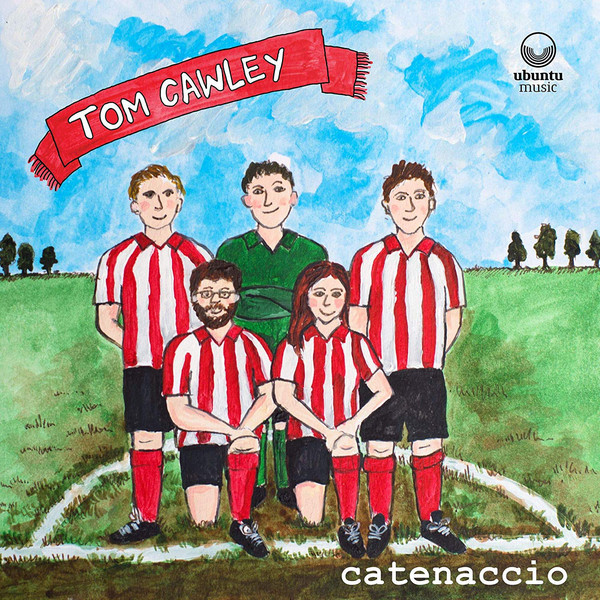 TOM CAWLEY - Catenaccio cover