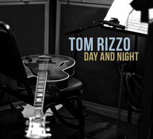 TOM RIZZO - Day And Night cover