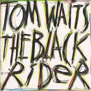 TOM WAITS - The Black Rider cover