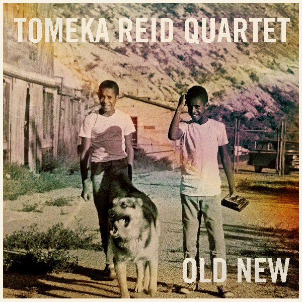 TOMEKA REID - Old New cover