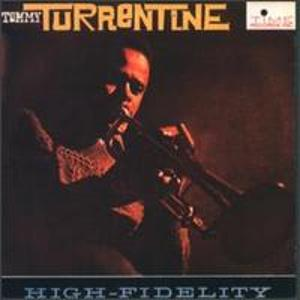 TOMMY TURRENTINE - Tommy Turrentine cover