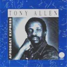 TONY ALLEN - Afrobeat Express cover