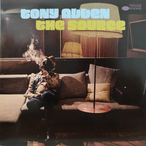TONY ALLEN - The Source cover