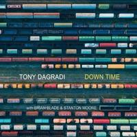 TONY DAGRADI - Down Time cover