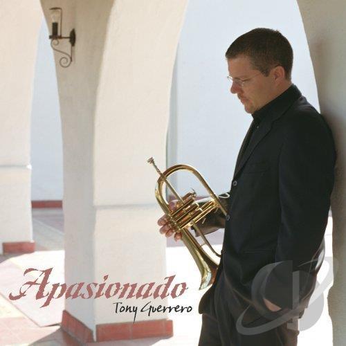 TONY GUERRERO - Apasionado cover