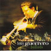 TONY GUERRERO - Ballads cover