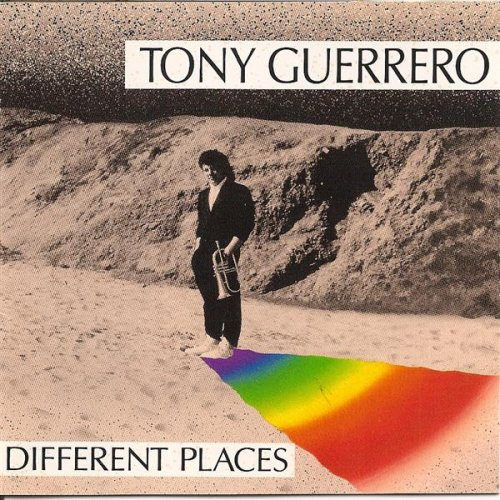 TONY GUERRERO - Different Places cover