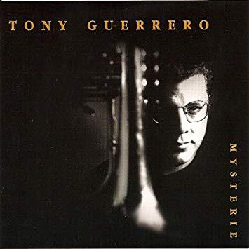 TONY GUERRERO - Mysterie cover