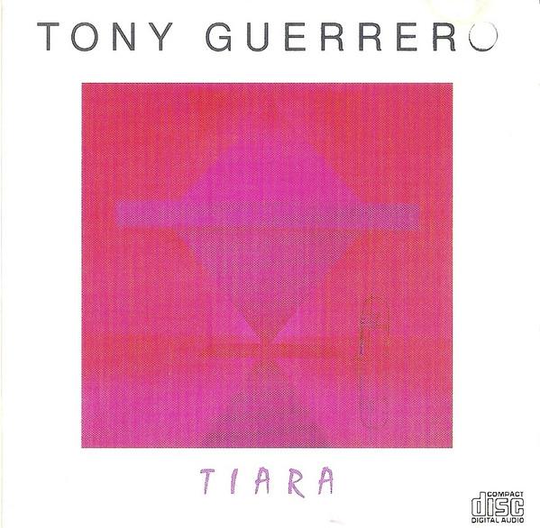 TONY GUERRERO - Tiara cover