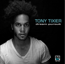 TONY TIXIER - Dream Pursuit cover