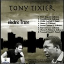TONY TIXIER - Electric' Trane cover