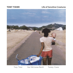 TONY TIXIER - Life Of Sensitive Creatures cover