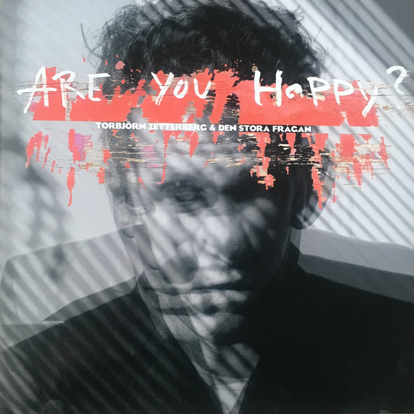 TORBJÖRN ZETTERBERG - Torbjörn Zetterberg & Den Stora Frågan : Are You Happy? cover
