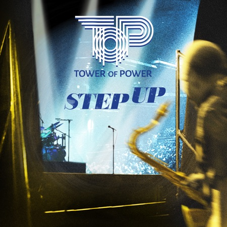TOWER OF POWER - Step Up cover