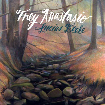 TREY ANASTASIO - Lucius Beebe cover
