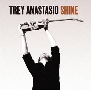 TREY ANASTASIO - Shine cover